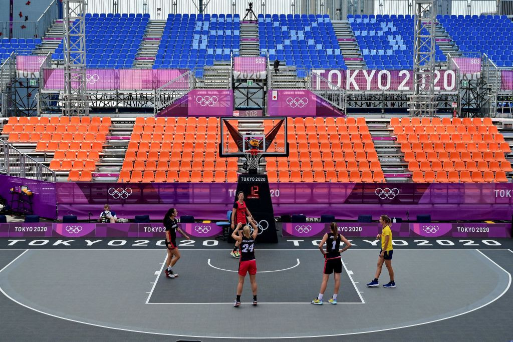 Olympic history to be made as 3x3 set for long-awaited debut at Tokyo 2020
