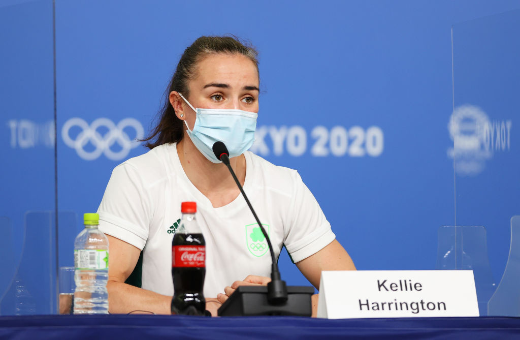 Ireland's 2018 60kg world champion Kellie Harrington told a press conference in Tokyo that the new scoring system installed by the IOC's Boxing Task Force has been