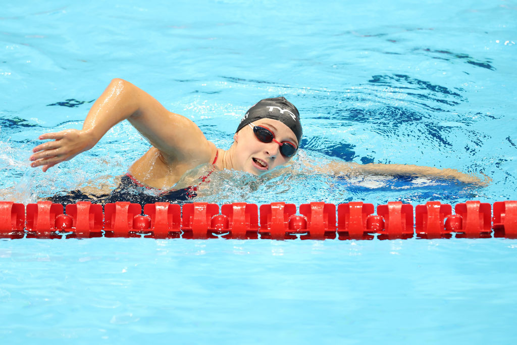 Ledecky and Dressel standing by to make a splash in Tokyo 2020 swimming competition