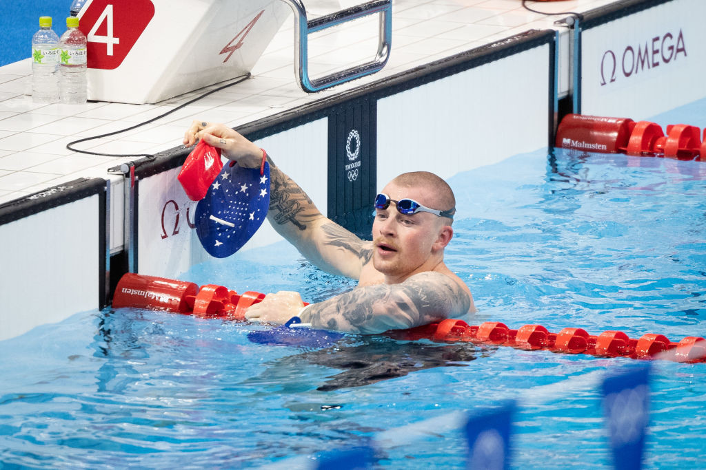 Britain's Adam Peaty will seek to convert his dominance of the 100 metres breaststroke event into Olympic gold in Tokyo ©Getty Images