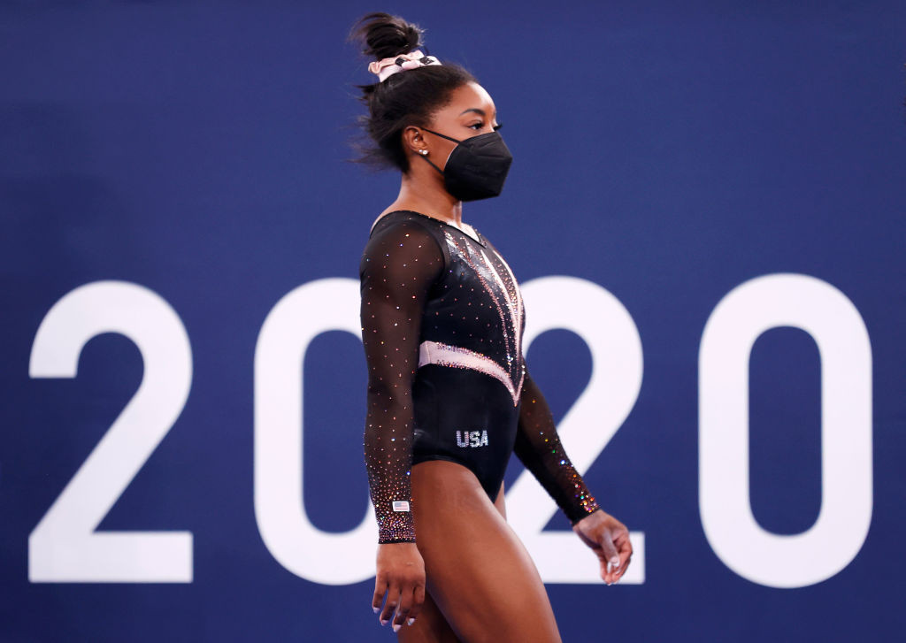 Biles seeking more golden glory in Tokyo 2020 gymnastics competition