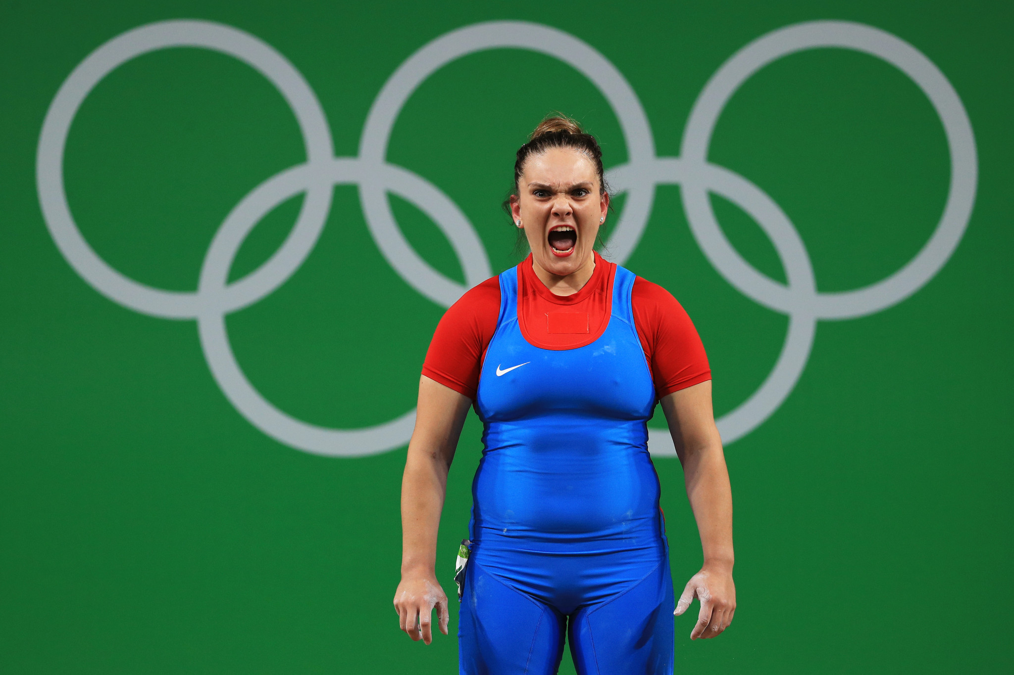 Chile's weightlifting medal contender out of Tokyo 2020 with shoulder injury