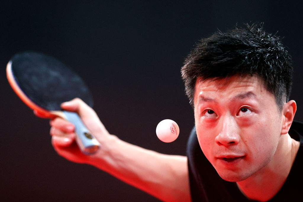 Ma seeks to lengthen Chinese story of table tennis success at the Olympics