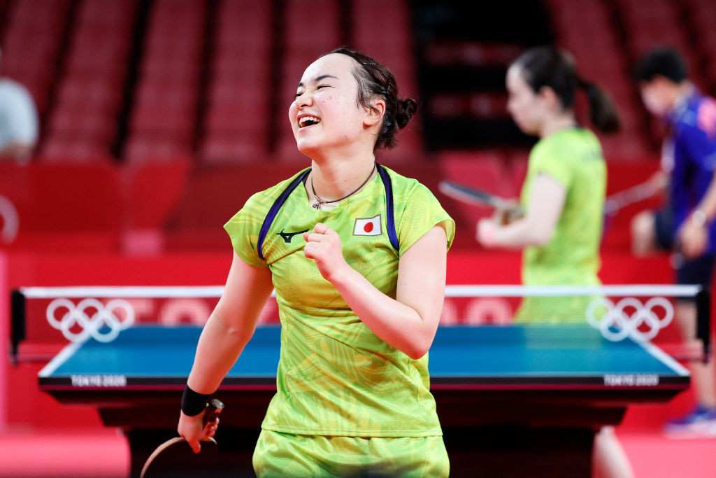 There are high home hopes for world number two Mima Ito when the women's table tennis competition starts tomorrow at the Tokyo 2020 Olympics ©Getty Images