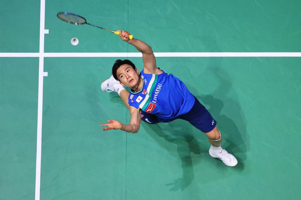 Badminton world number one Momota seeking home Olympic gold after setbacks