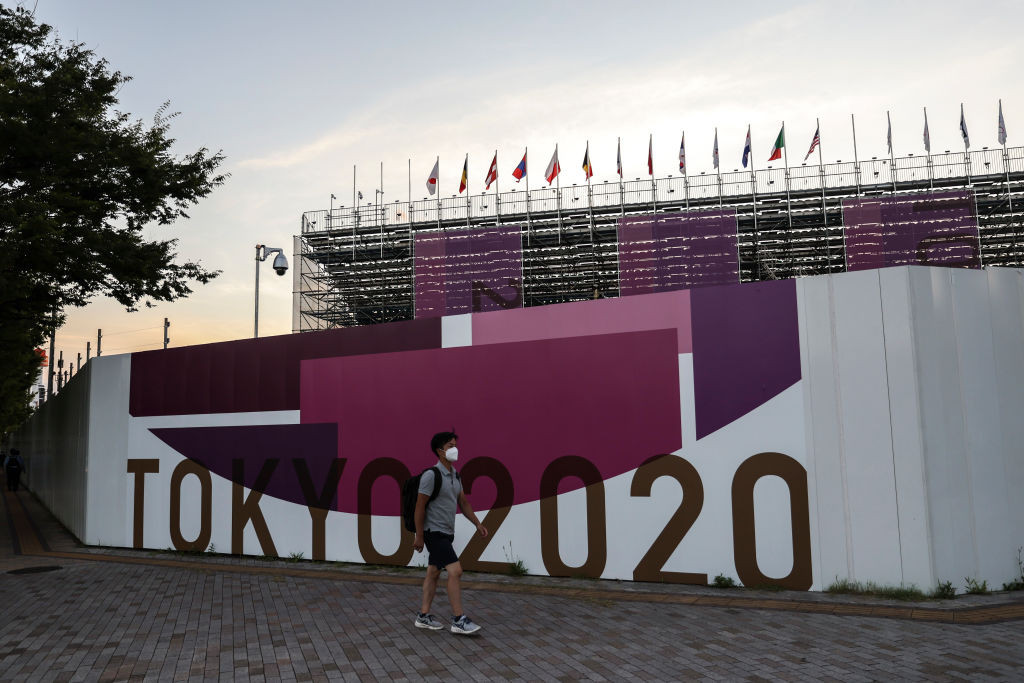 COVID-19-affected beach volleyball tournament set to get underway at Tokyo 2020