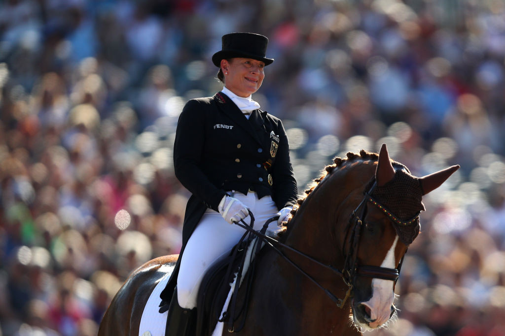 Werth seeking a record seventh Olympic dressage title in Tokyo