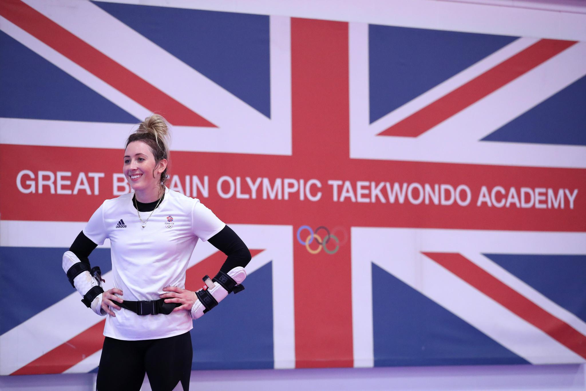 Jones and Wu target third Olympic taekwondo titles at Tokyo 2020