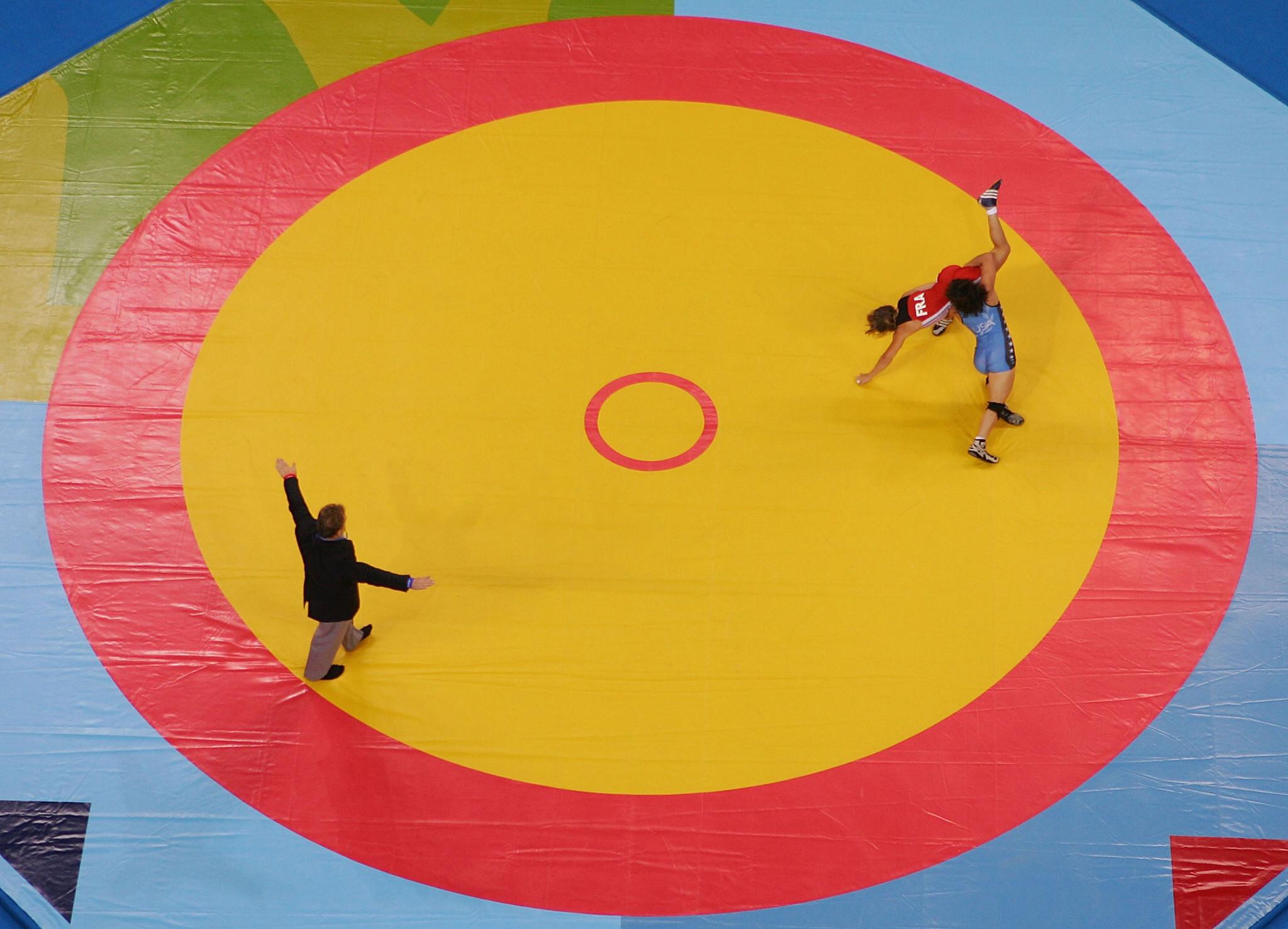 United States claim three women's golds at World Cadet Wrestling Championships