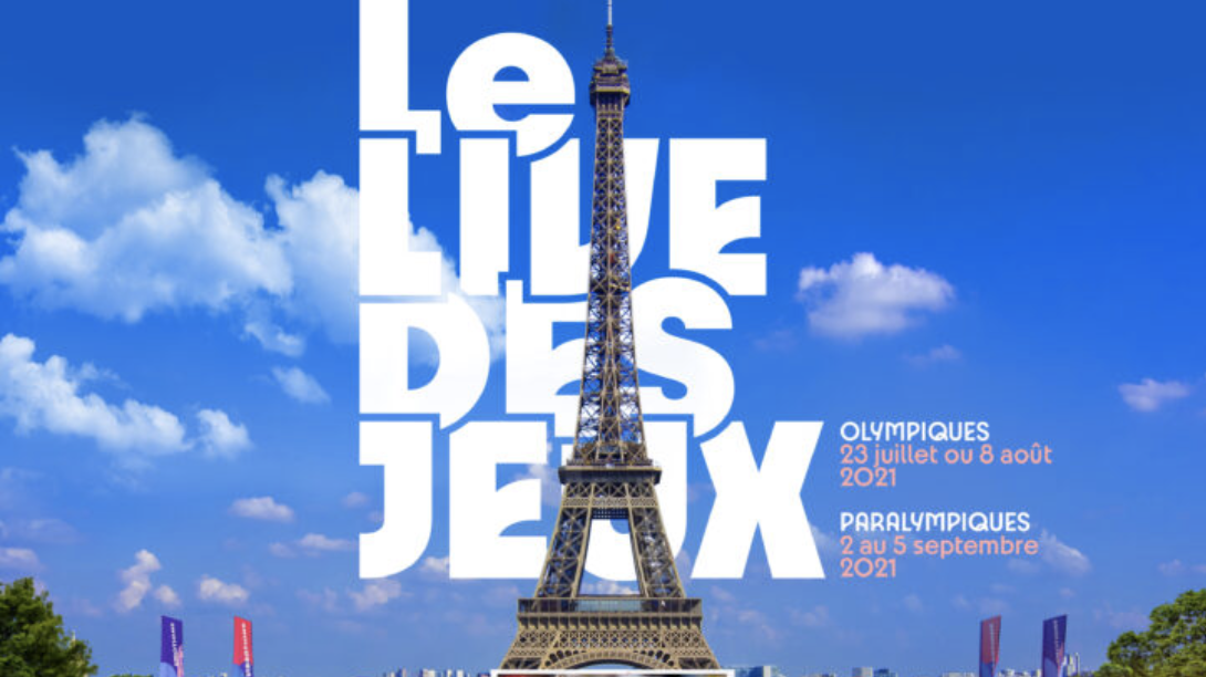 Paris 2024 open fan zone for live coverage of Tokyo 2020 Olympics