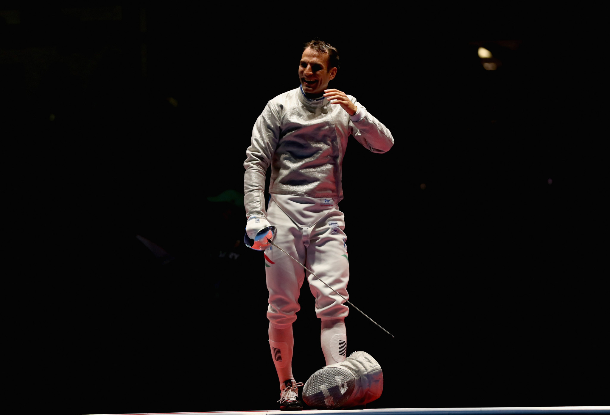 Two-time Olympic fencing champion Szilágyi eyeing more success at Tokyo 2020