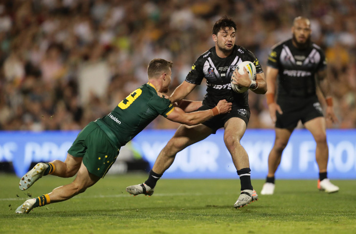 Australia and New Zealand rugby league players disappointed to miss out on World Cup