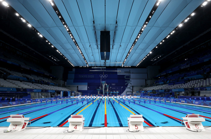 FINA begins search for a new official pool partner