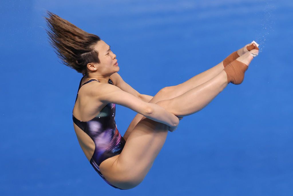 China out to maintain diving dominance at Tokyo 2020 Olympics
