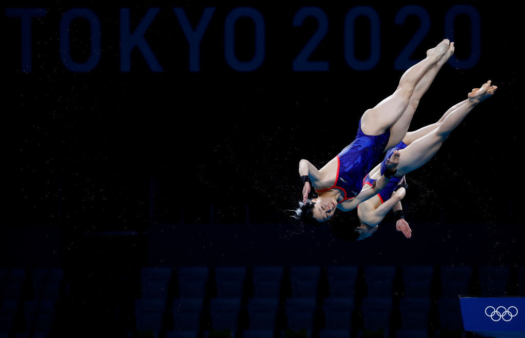 Diving will make its entrance at Tokyo 2020 tomorrow ©Getty Images