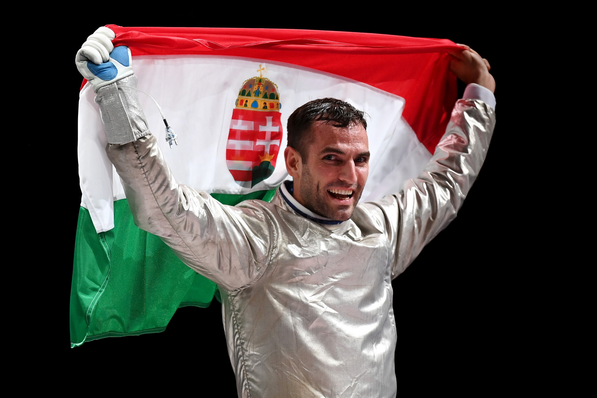 Szilágyi captures third Olympic fencing crown as Sun claims dramatic gold
