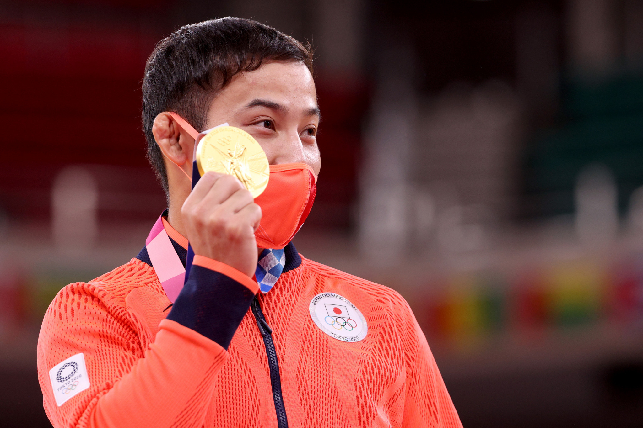 Three-time world champion Naohisa Takato is now an Olympic gold medallist  ©Getty Images