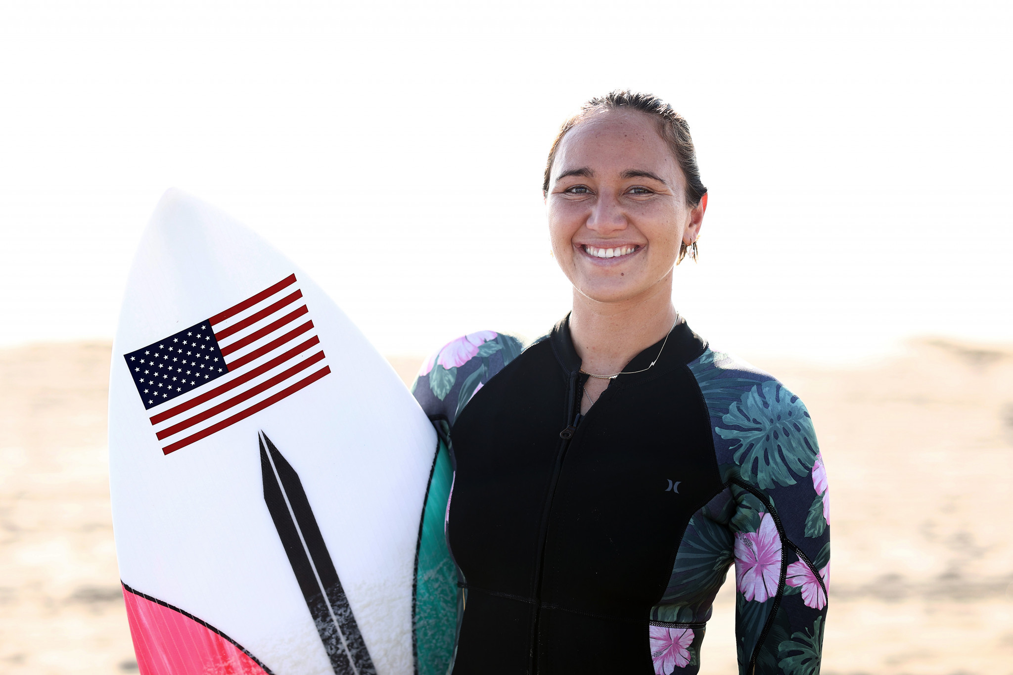 Carissa Moore won the 2011, 2013, 2015 and 2019 WSL Women's World Tour  ©Getty Images