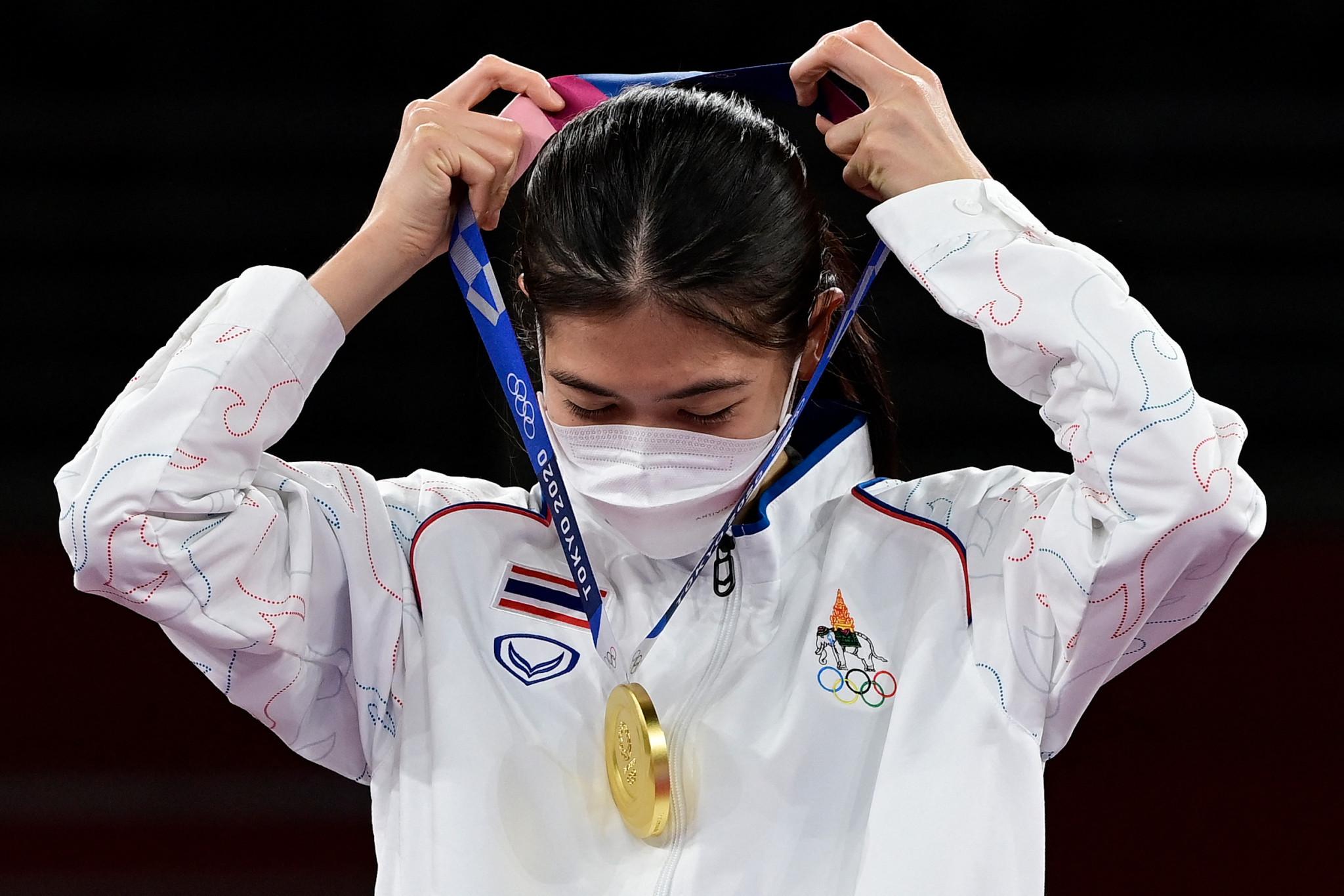 Wongpattanakit wins last gasp taekwondo gold at Tokyo 2020