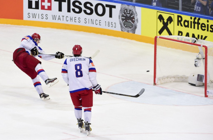 Russia left it late before they stormed to a resounding 4-0 win over the United States ©Getty Images