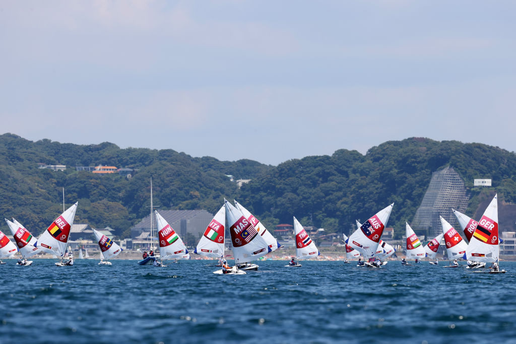 As the Tokyo 2020 sailing competition gets underway, the World Sailing President Quanhai Li has pledged full co-operation with COVID protocols to ensure safe delivery ©Getty Images