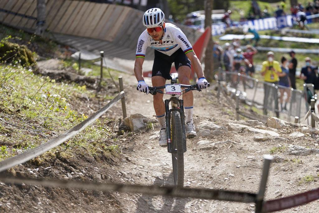 Switzerland's Schurter eyes fourth consecutive Olympic mountain biking medal