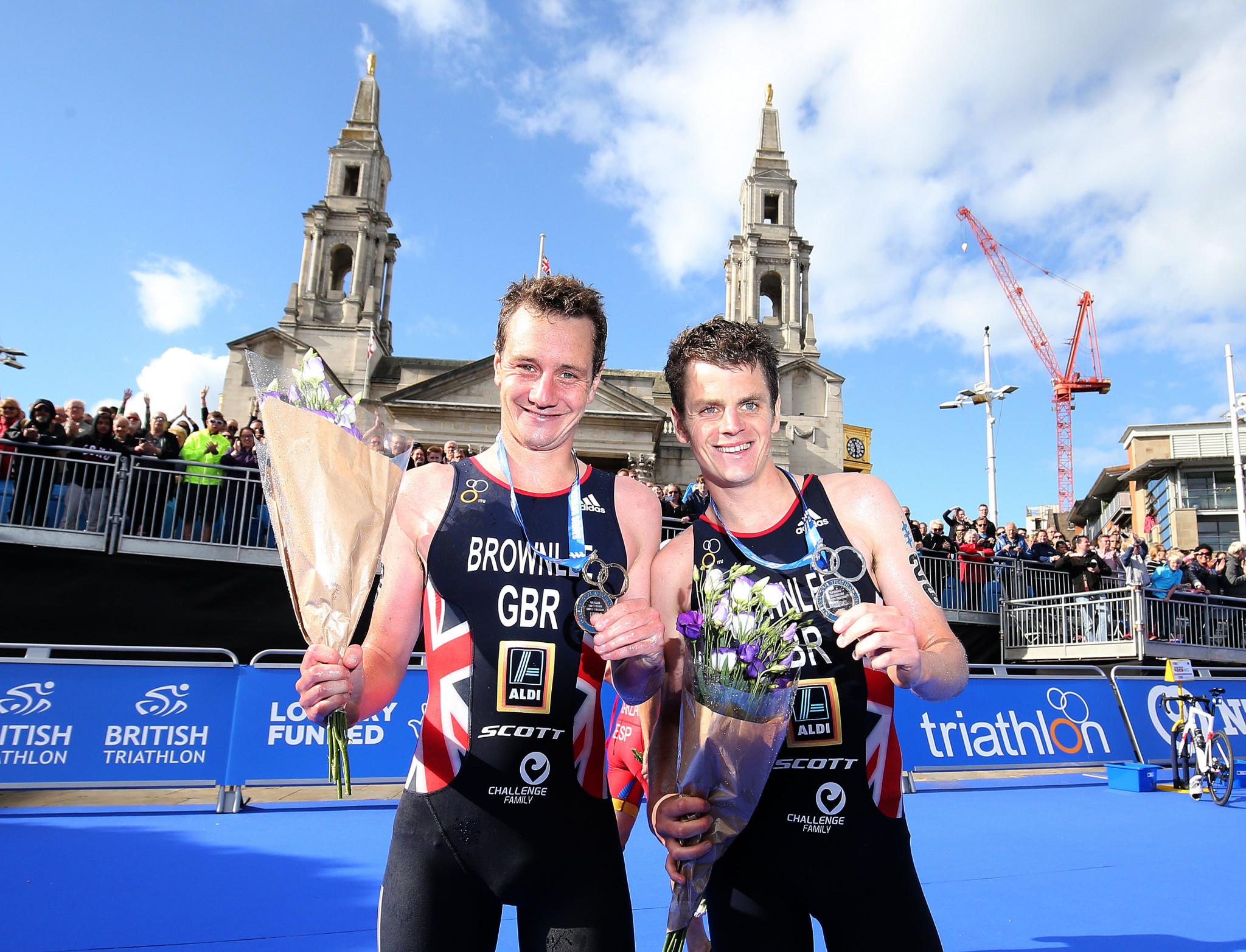 New Olympic triathlon champion to be named at Tokyo 2020 as Alastair Brownlee misses out