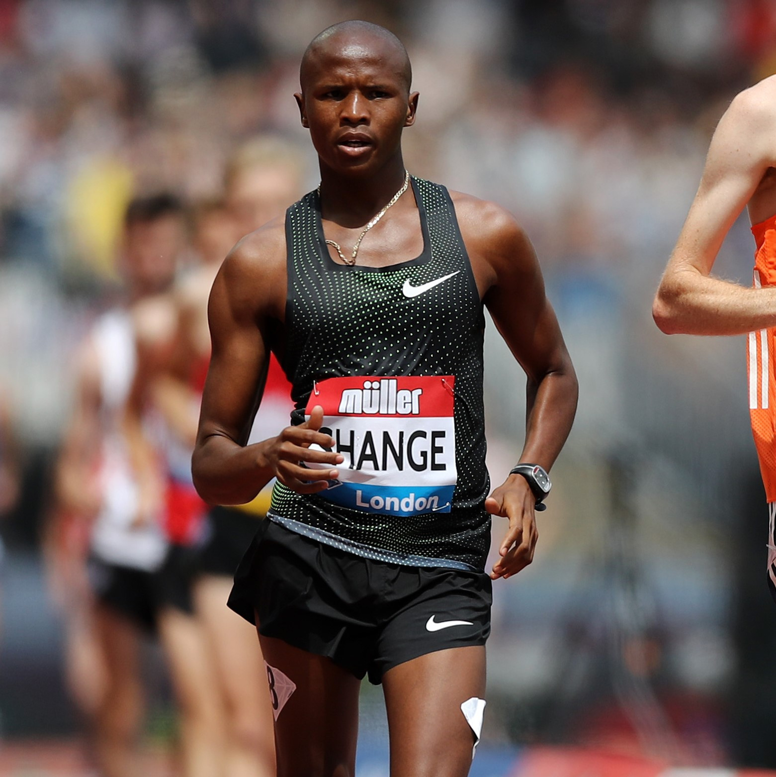 Race walker Shange to miss out on Tokyo 2020 after CAS upholds doping ban