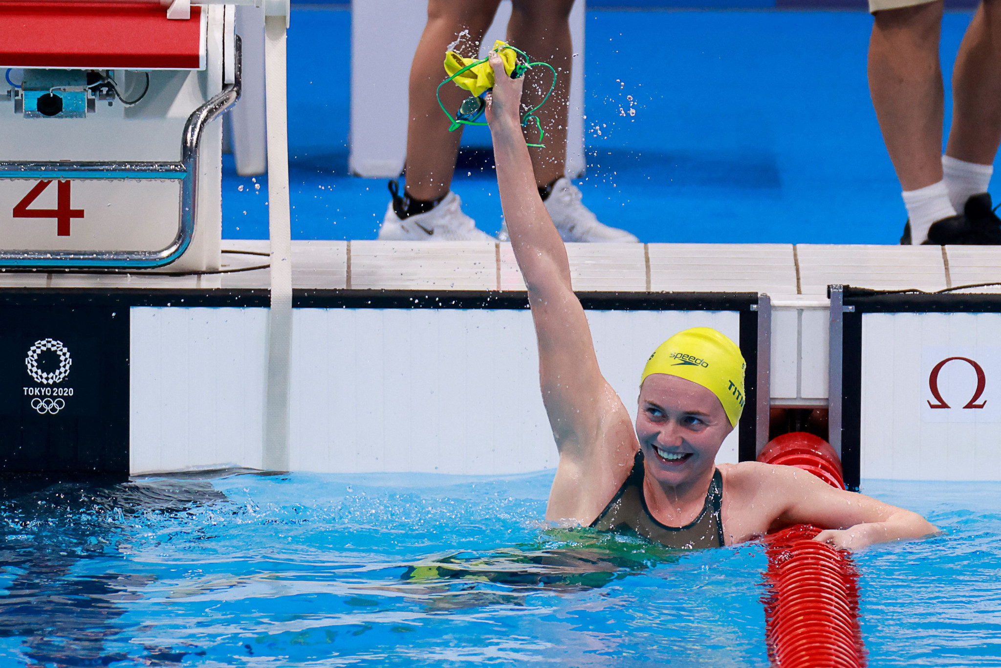 Titmus stuns Ledecky as Peaty wins Britain's first gold at Tokyo 2020