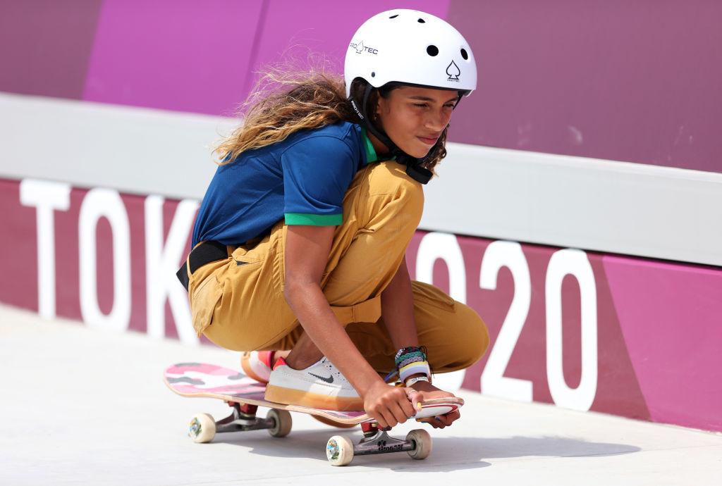 Brazil's Rayssa Leal - AKA