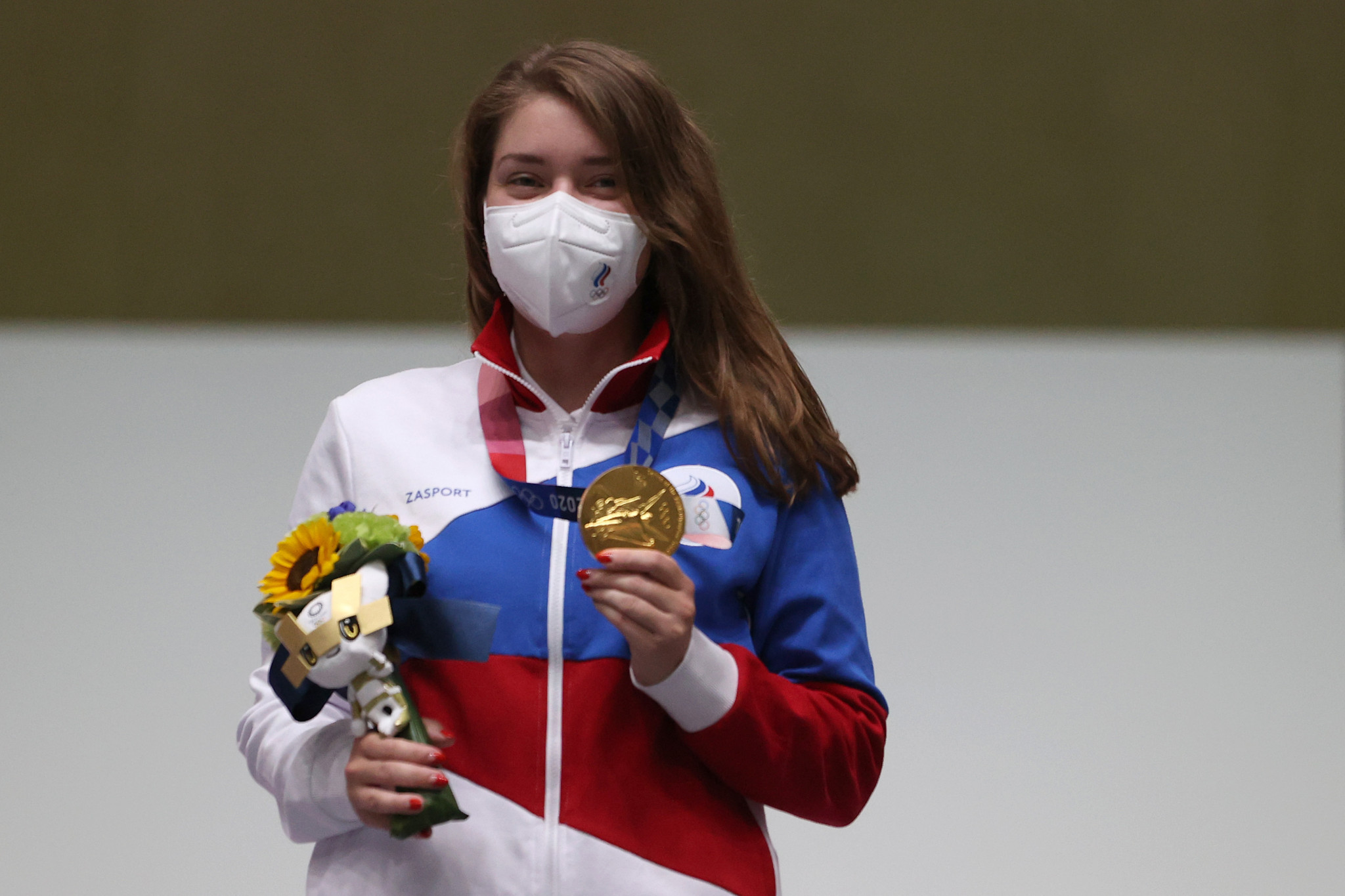 Batsarashkina's genes help provide platform for Olympic gold medal performance