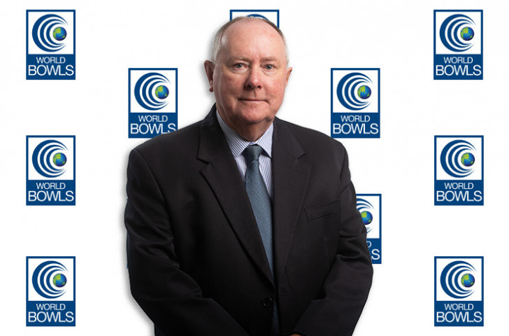 Clout named World Bowls President and chairman as Bell steps down
