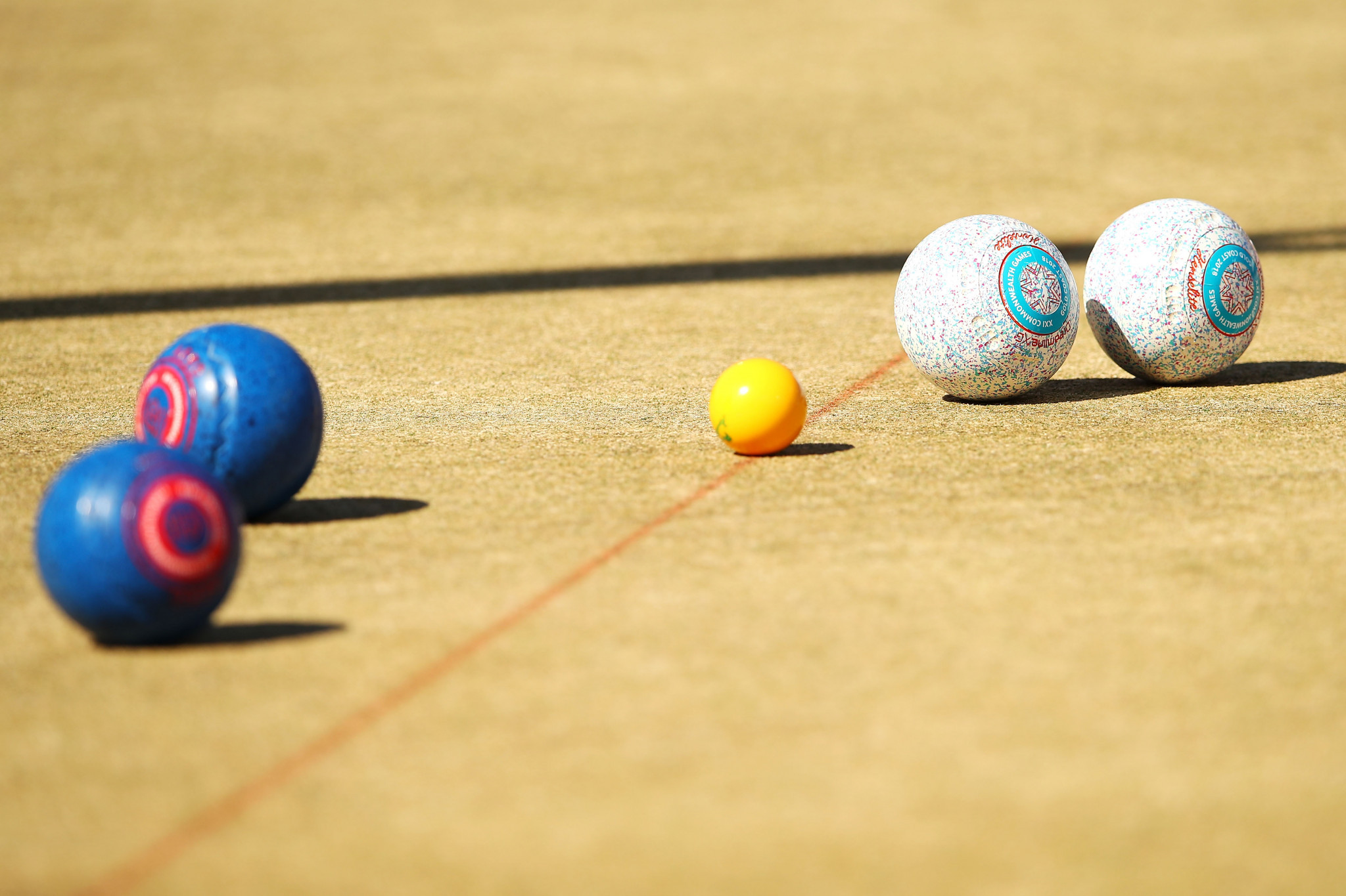 Darryl Clout will be World Bowls President and chairman until a biennial Council meeting is held at the 2022 Commonwealth Games ©Getty Images