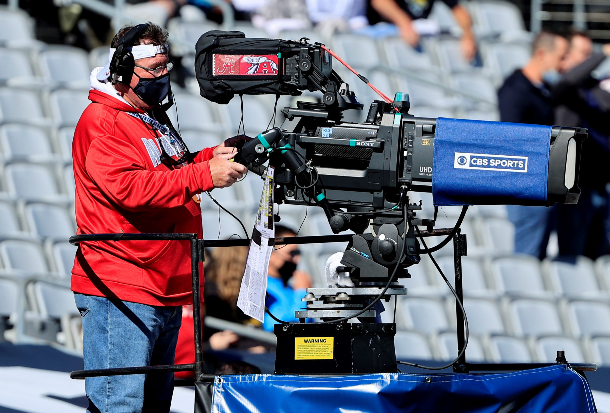 Birmingham 2022 World Games agrees US broadcast deal with CBS Sports Network