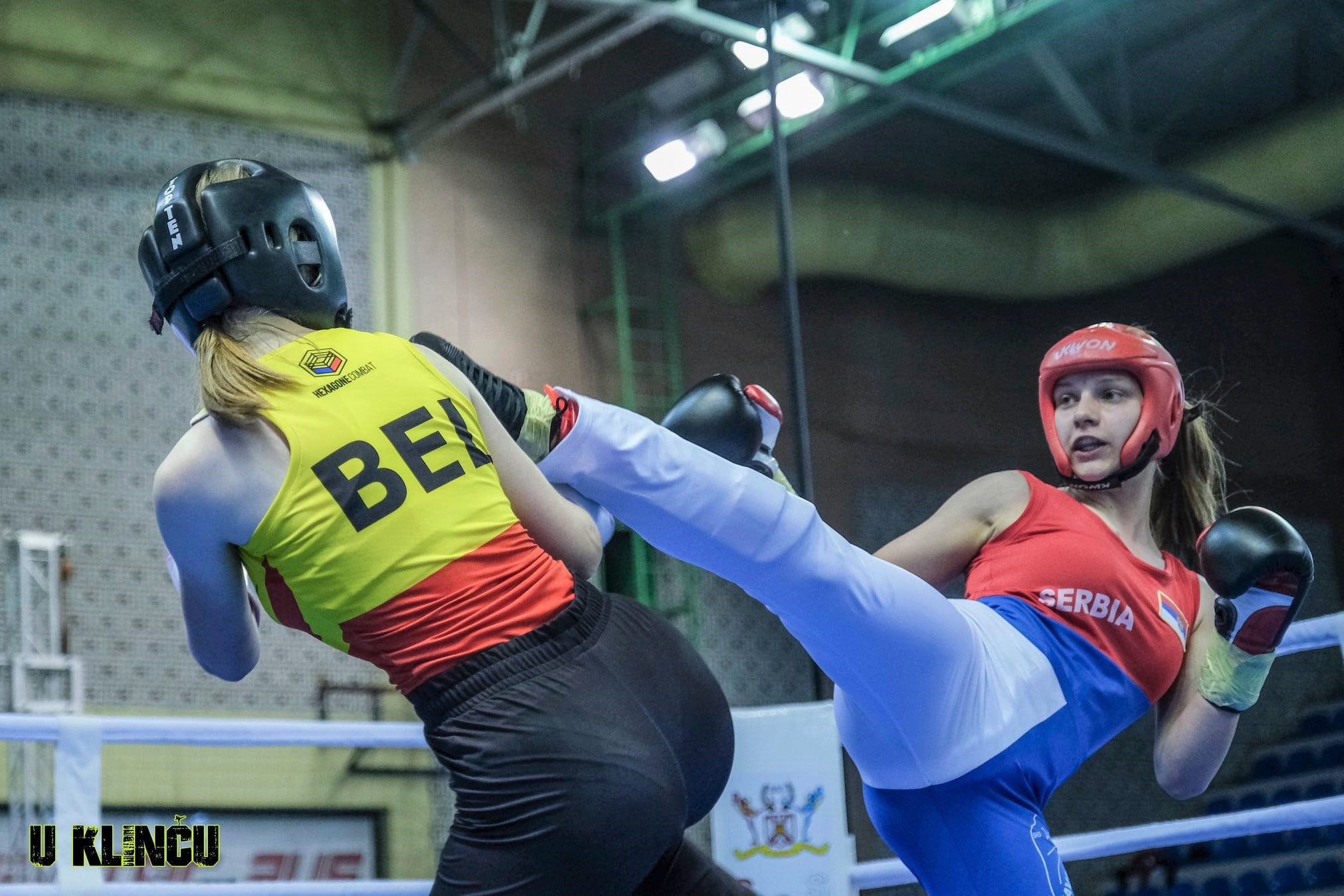 Savate returns with World Youth Championships and World Youth Cup in assaut in Serbia