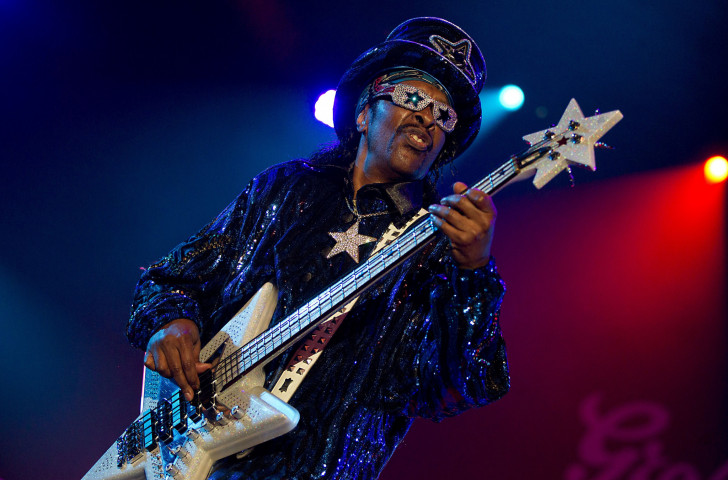 Bootsy Collins named Master of the Ceremonies for Birmingham 2022 World Games