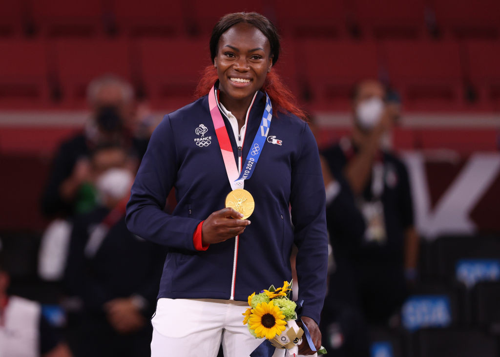 Agbegnenou earns first Olympic judo gold in re-run of Rio 2016 final