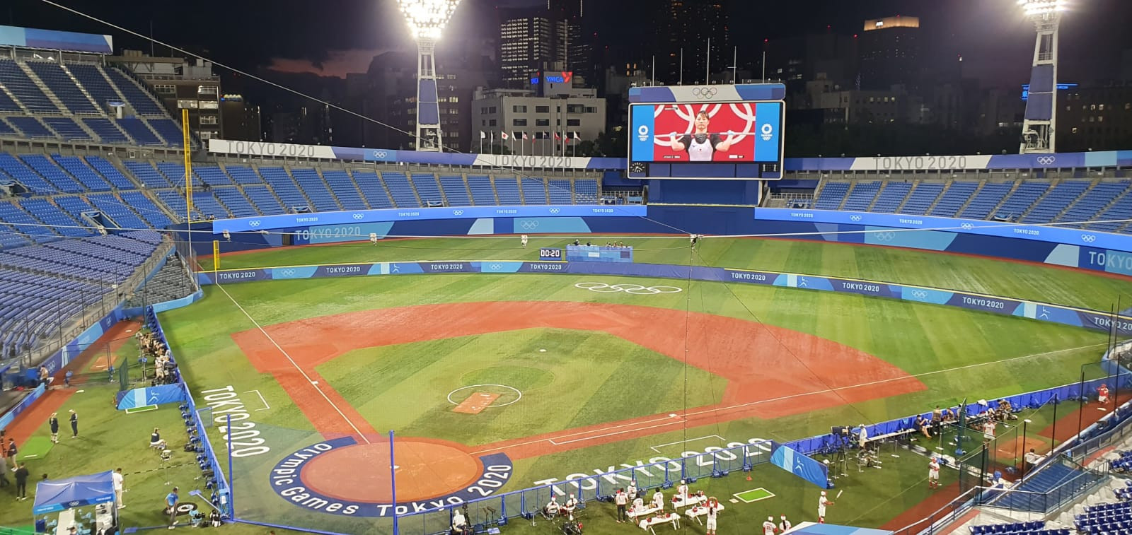 Baseball set for Olympic return at Tokyo 2020 after 13-year break