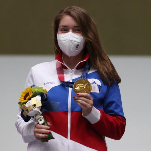 Vitalina Batsarashkina