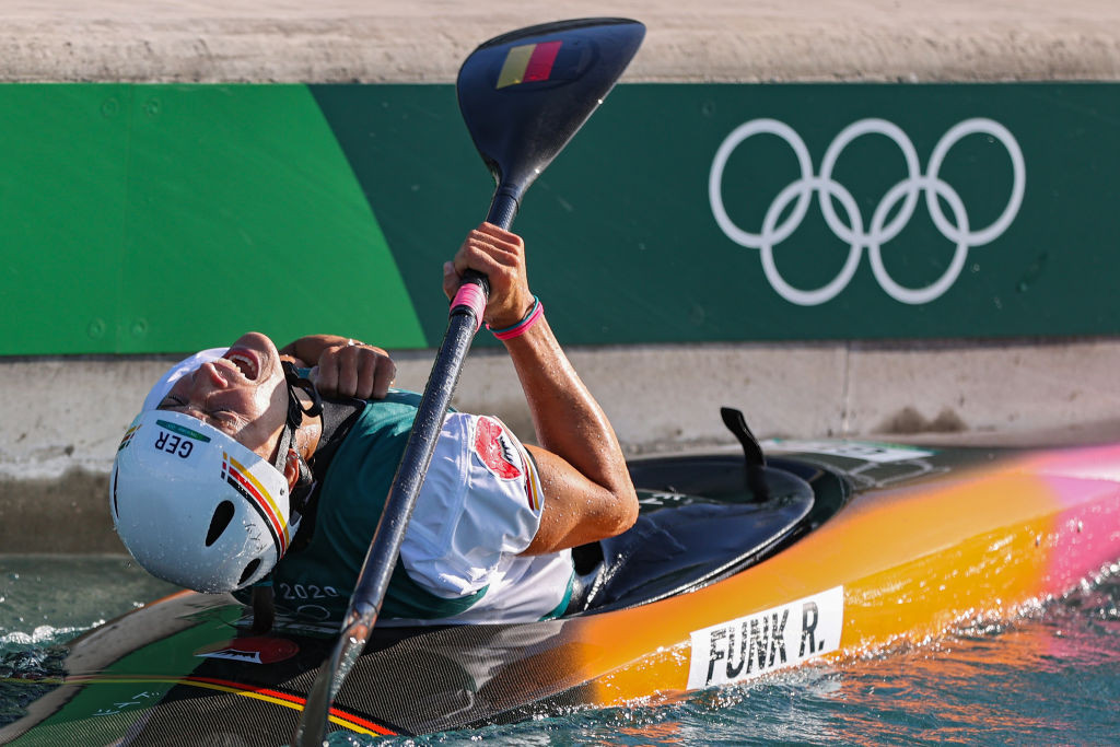Ricarda brings the Funk to clinch women's Olympic K1 title at Tokyo 2020