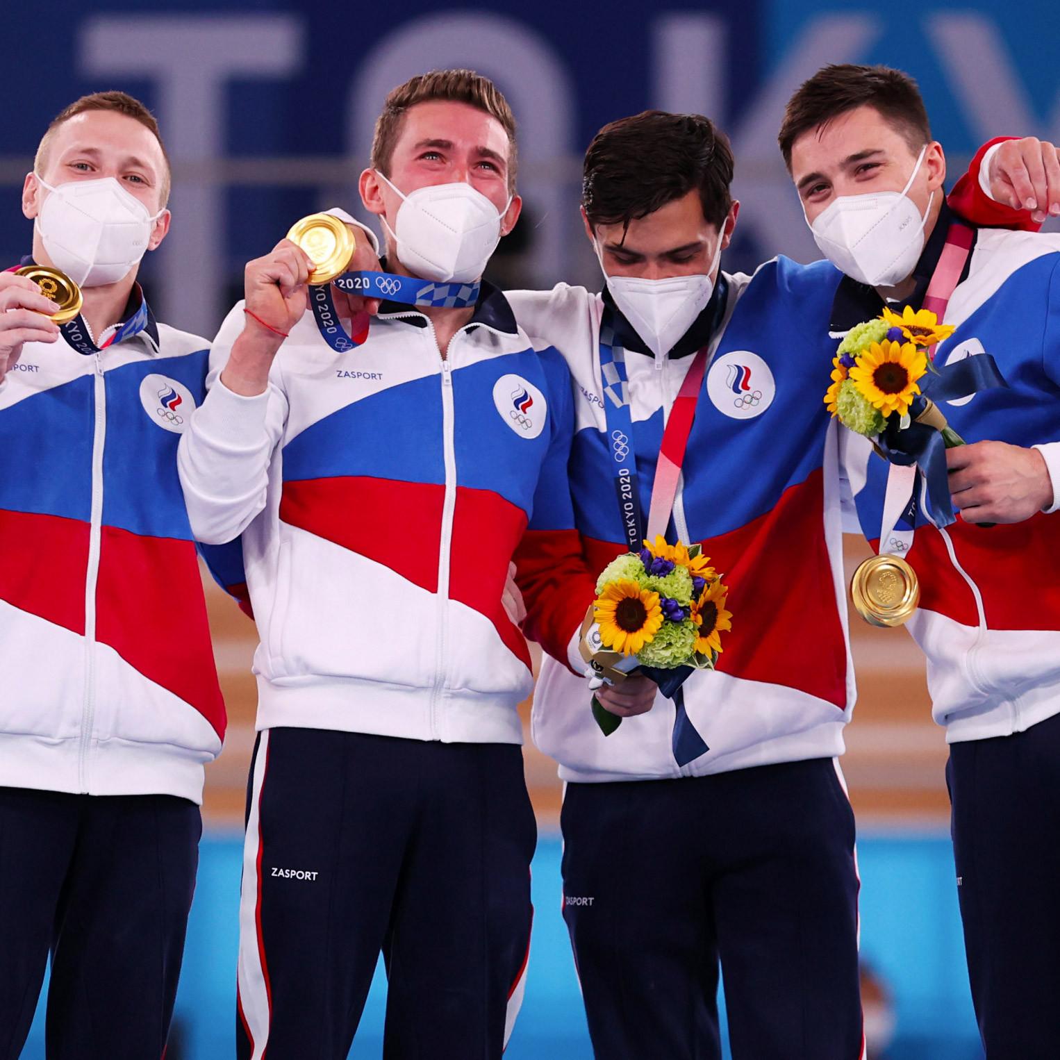 Men's artistic gymnastics team