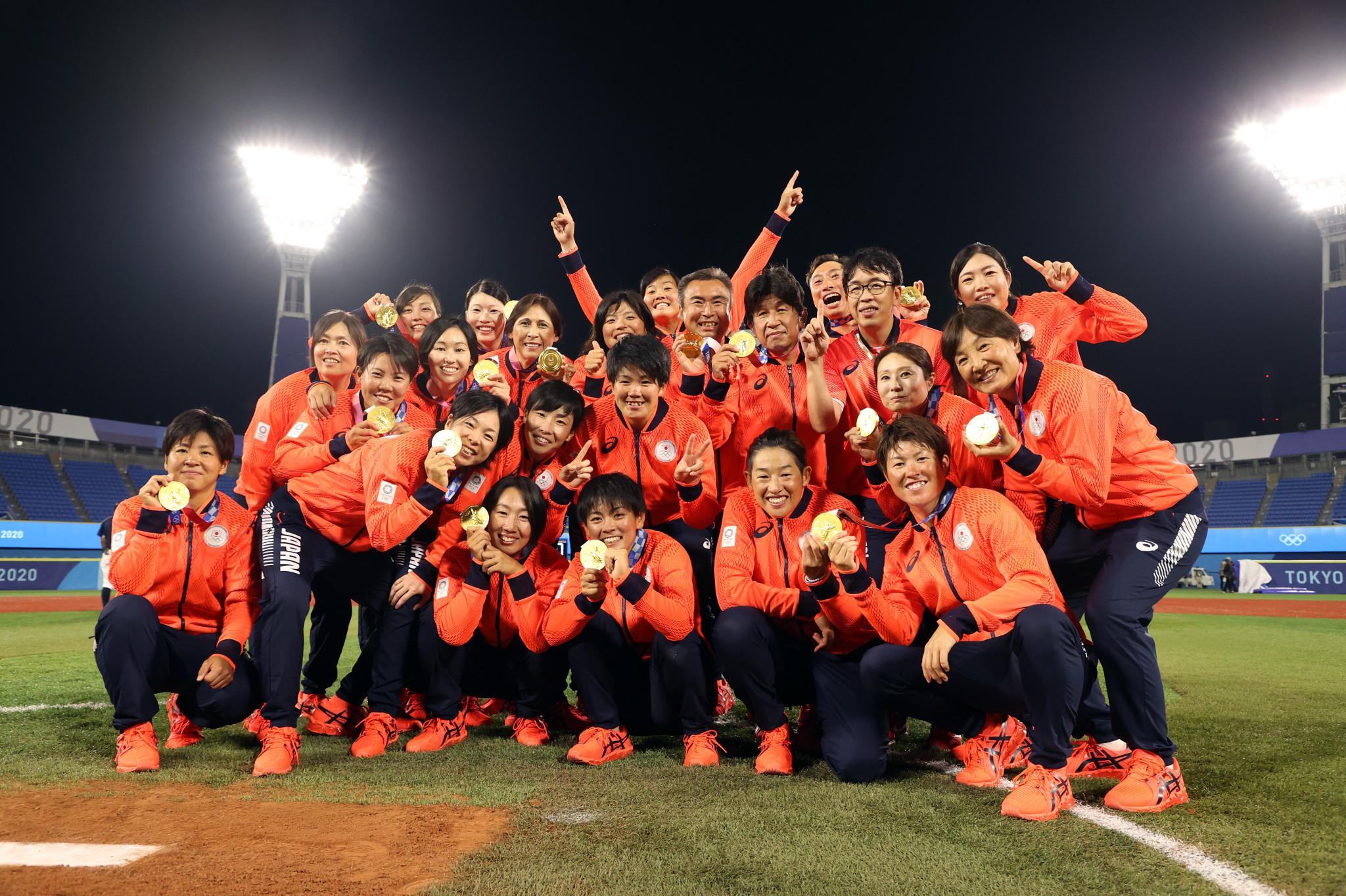Hosts Japan win Tokyo 2020 softball gold to haunt US again