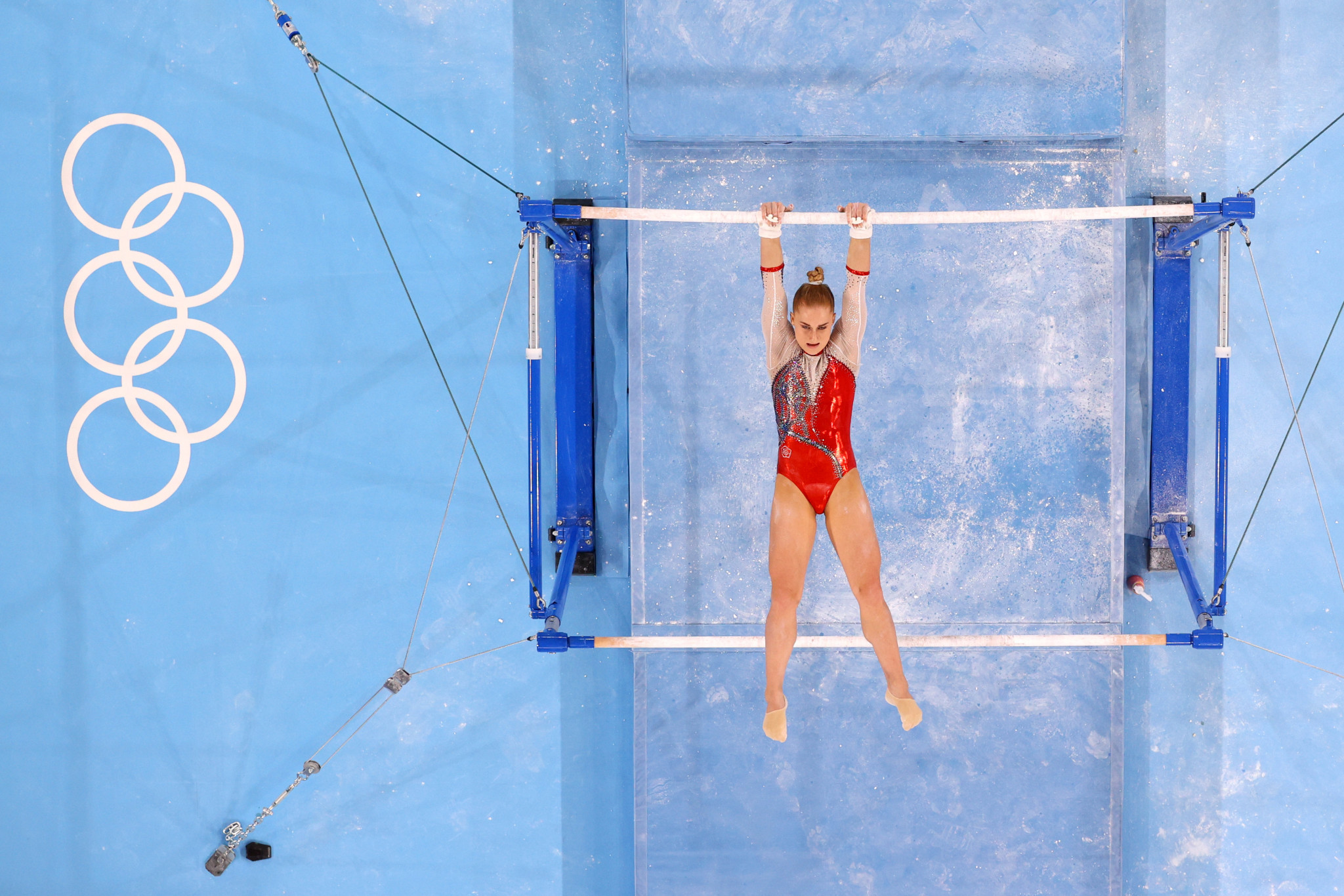 Liliia Akhaimova has previously won gold medals at European Championships and World Championships for Russia  ©Getty Images