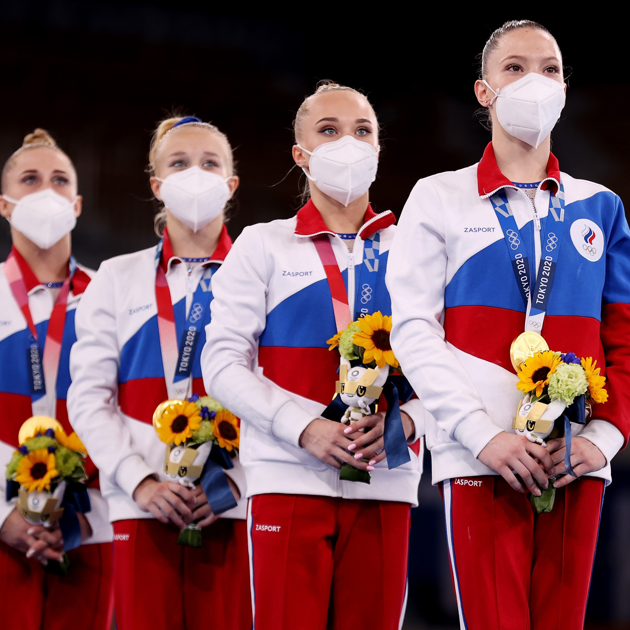 Women's artistic gymnastics team