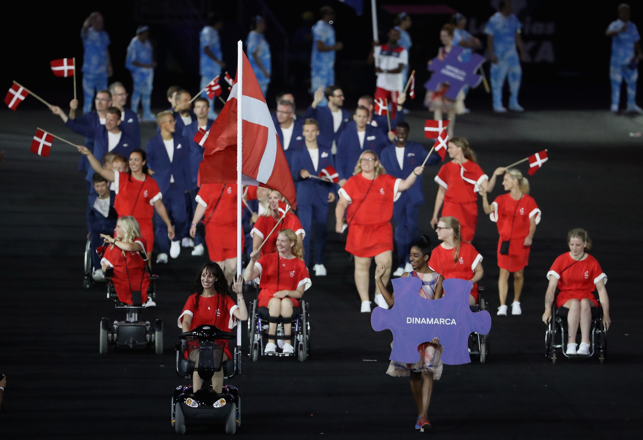 Parasport Denmark receives Tokyo 2020 funding boost from pillow sales