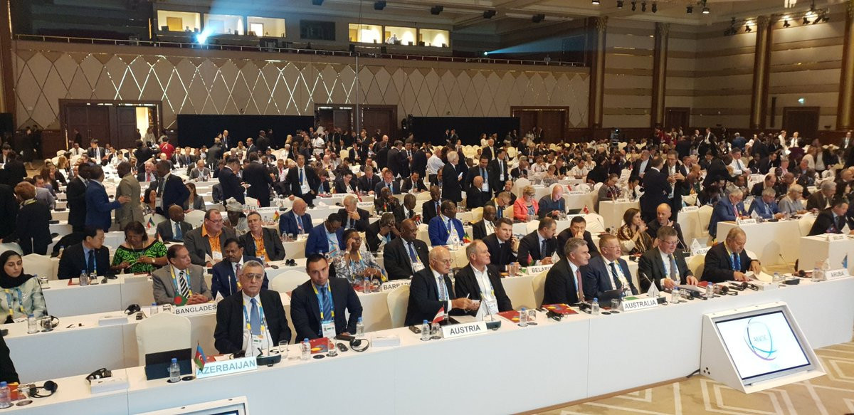 Athens will be the first ANOC General Assembly since Doha in 2019 ©Twitter