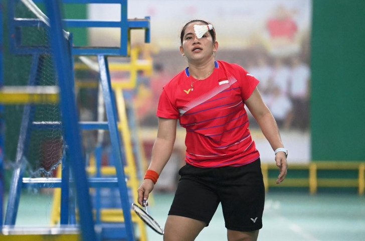 Indonesia looking to badminton team to end 41-year wait for Paralympic Games gold medal at Tokyo 2020