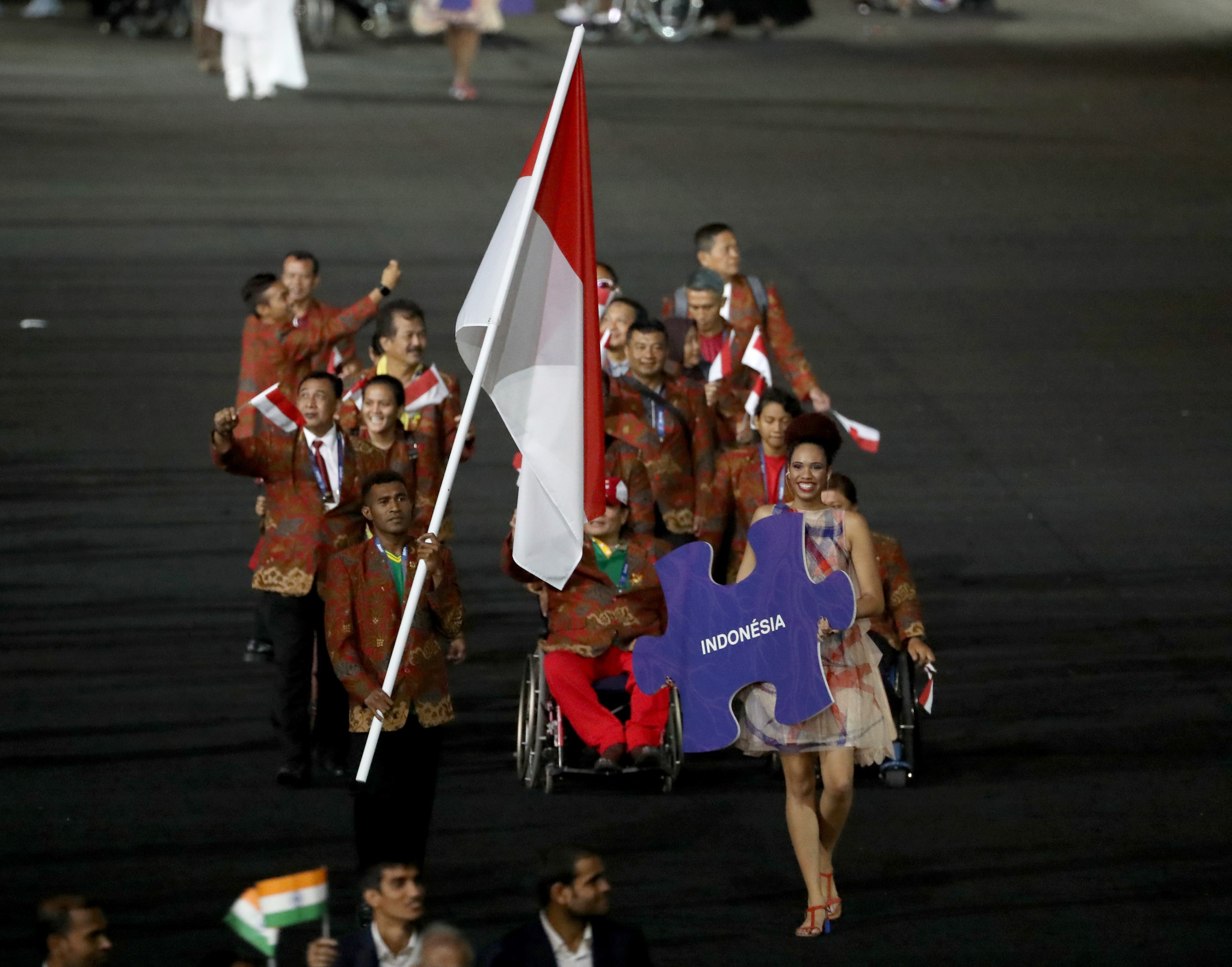 Indonesia have not a gold medal at the Paralympic Games since 1980 ©Getty Images