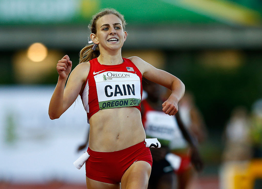 Mary Cain was among athletes who have complained about their treatment by Alberto Salazar while he was coaching them at the Nike Oregon Project ©Getty Images