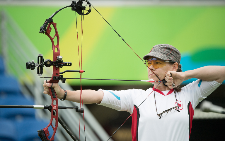 Canadian archer Van Nest set for sixth Paralympics as Meier to make Para-badminton debut